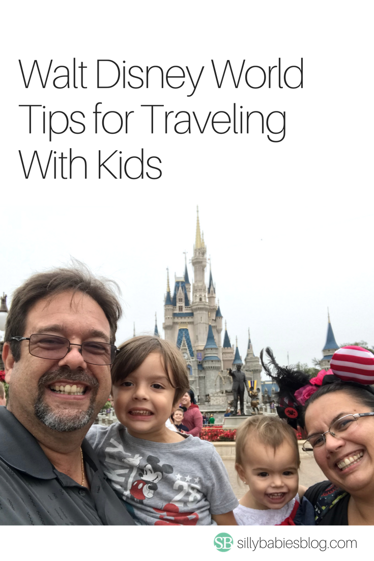 Walt Disney World Tips for Traveling with Kids