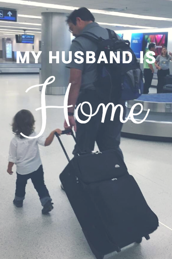 My Husband Is Home