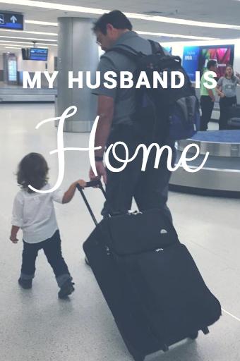 My Husband Is Home