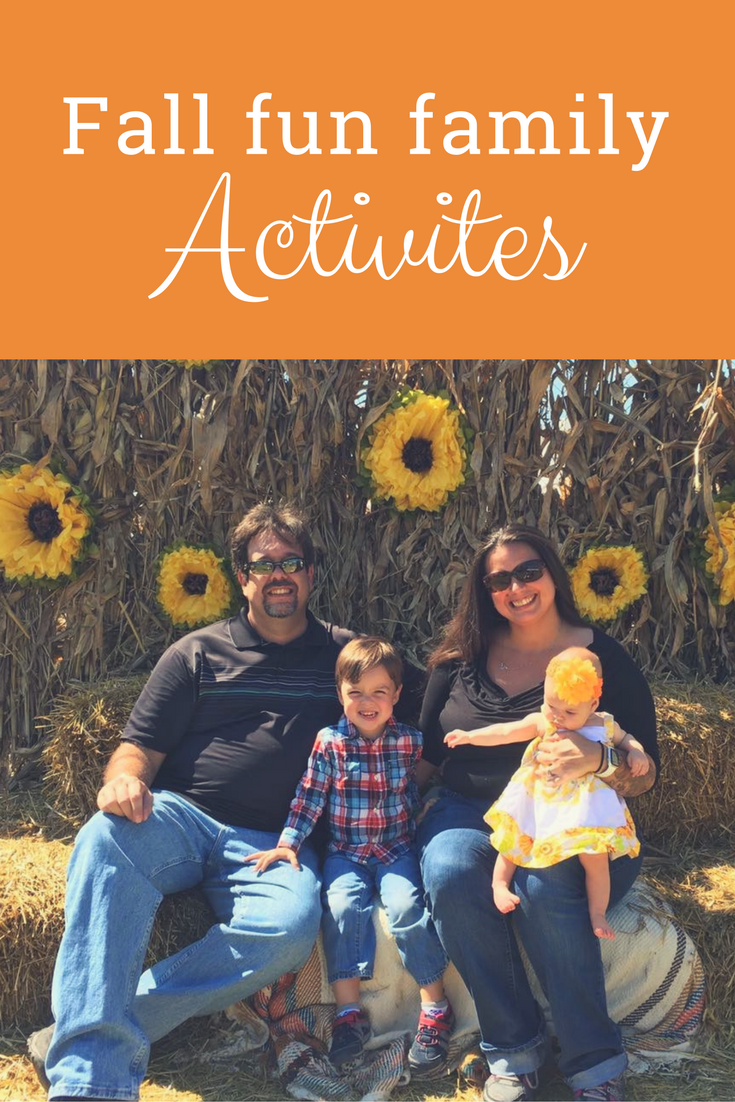 Fall Fun Family Activities