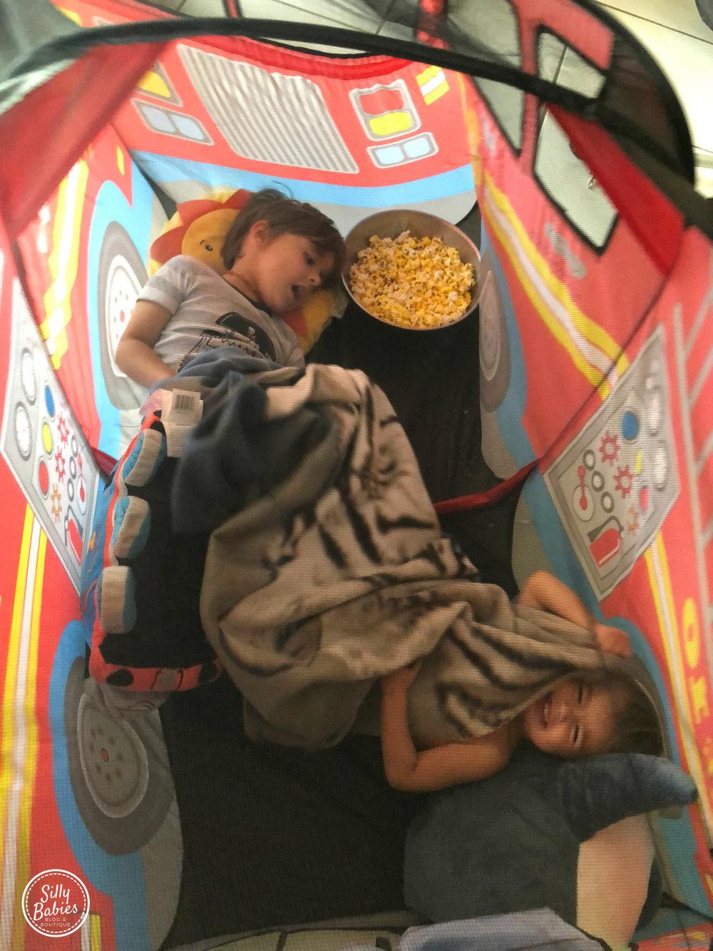 Malaysian Palm Oil Kids Movie Day