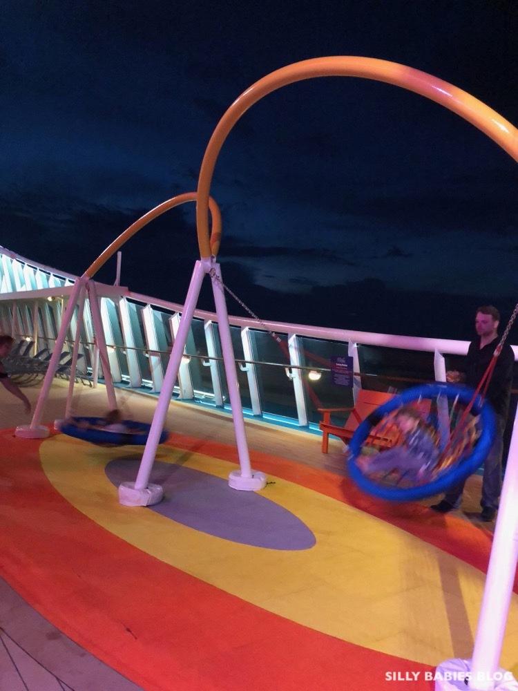 Mariner of the Seas Swings