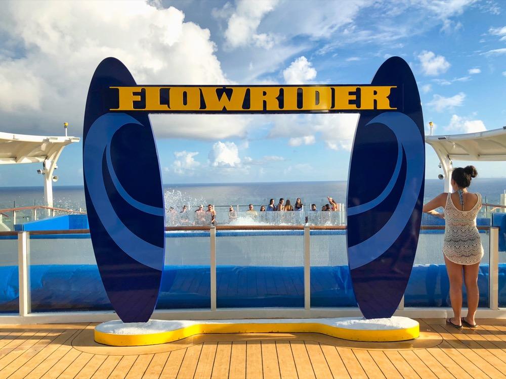 Mariner of the Seas Flow Rider