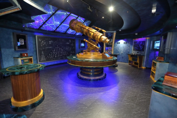 Escape Room Photo by  Royal Caribbean International