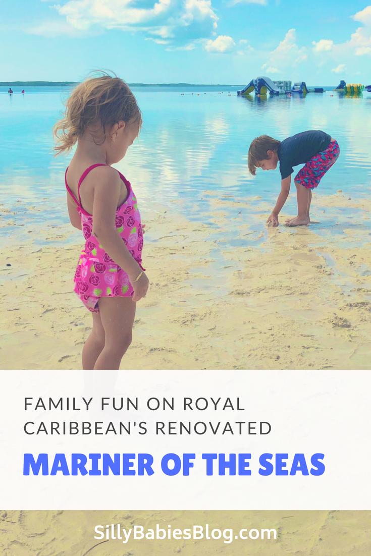 Family Fun on Royal Caribbean's Renovated Mariner of the Seas