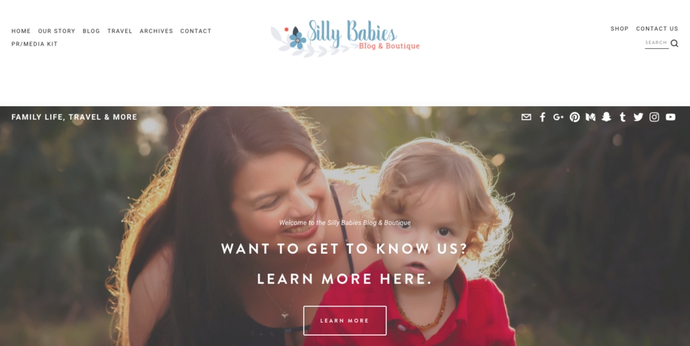 The Blog - I plan to write about daily life with my kids, my personal thoughts on motherhood, the creative process in making the items for the boutique and our family adventures. I love trying out knew things, so please contact me for an honest product reviews.