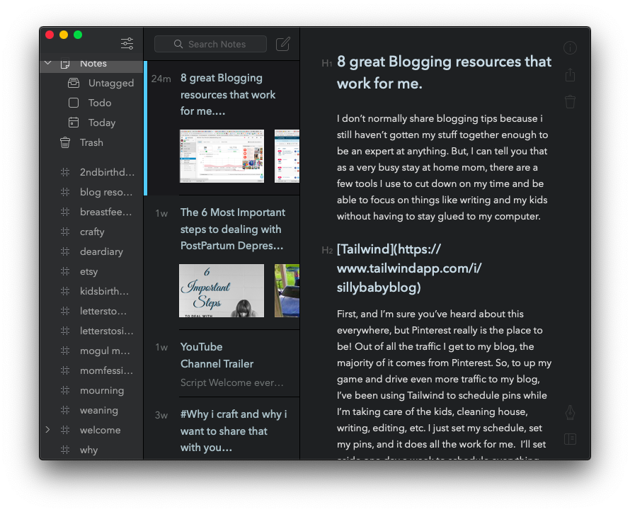 8 great Blogging resources that work for me - Bear