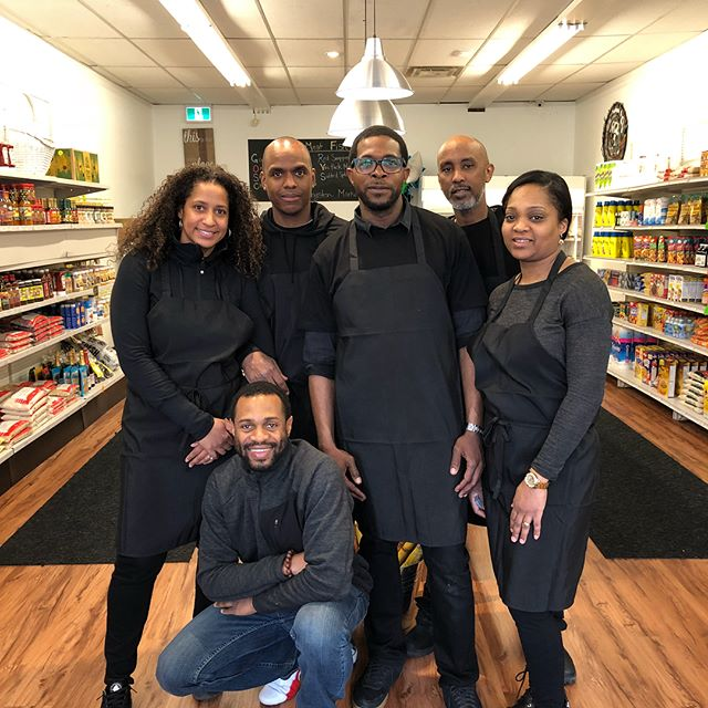 The Wilson Project Employment and Training Centre would like to congratulate the new owners of @newkingstonmarket on their grand opening a couple weeks back! 🤝📸 .  We wish you all the best and it was amazing to see how many community members came out to support a local grocery store in their neighbourhood. 🍗🥑🍞👨‍👩‍👧‍👦 . Congratulations and all the best! . . #thewilsonproject #twp #employmentandtrainingcentre  #youth #mentorship #opportunities #training #education #programs #newkingstonmarket #grandopening #supportlocalbusiness #annualfundraisinggala #2018 #nonforprofit #future #brightertomorrow #community #payitforward #alllivesmatter #allyouthmatters #kencos #gta