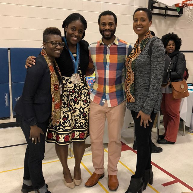 #throwbackthursday to the And Still We Rise Elementary School Conference.🙌 . An awesome Saturday spent listening to a few great speakers including Shelley-Ann Brown (Canadian bobsledder and Olympian), Patrick O Morris (author, TV host, and public speaker), and a few wonderful ladies from the Durham Black Educators Network (DBEN). 👩🏿‍🏫👨🏾‍🏫 . Our team also got the chance to participate in an African drum workshop. We think we did pretty well! 🥁🎶👍 . An all around inspirational and wonderfully executed event. Thank you for having us! 👏🙏📸 . . . #thewilsonproject #twp #employmentandtrainingcentre  #youth #mentorship #opportunities #training #education #programs #annualfundraisinggala #2018 #nonforprofit #future #brightertomorrow #community #payitforward #alllivesmatter #allyouthmatters #kencos #gta