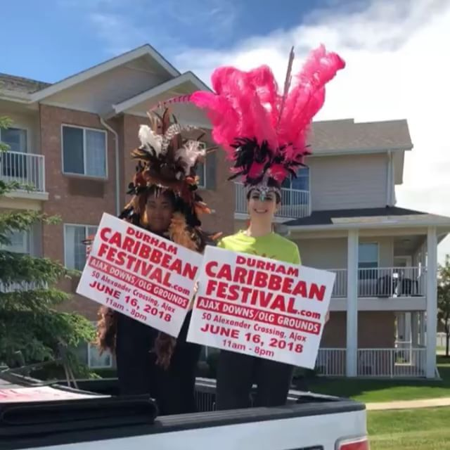 #throwbackthursday to The Brooklin Spring Fair where we got a chance to promote The Durham Caribbean Festival .🏝🎶 . Come check us out on Saturday June 16th at The Durham Caribbean Festival at Ajax Downs from 11am - 9pm. 🥑🍖☀️Live performances and entertainment, awesome food, and a whole lot of different vendors. . You won't want to miss this!!! 👨‍👩‍👧🤹🏾‍♀️🌽🥖🎨🎟 . . . #thewilsonproject #twp #employmentandtrainingcentre  #thedurhamcaribbeanfestival #ajaxdowns #youth #mentorship #opportunities #training #education #programs #annualfundraisinggala #2018 #nonforprofit #future #brightertomorrow #community #payitforward #alllivesmatter #allyouthmatters #kencos #gta