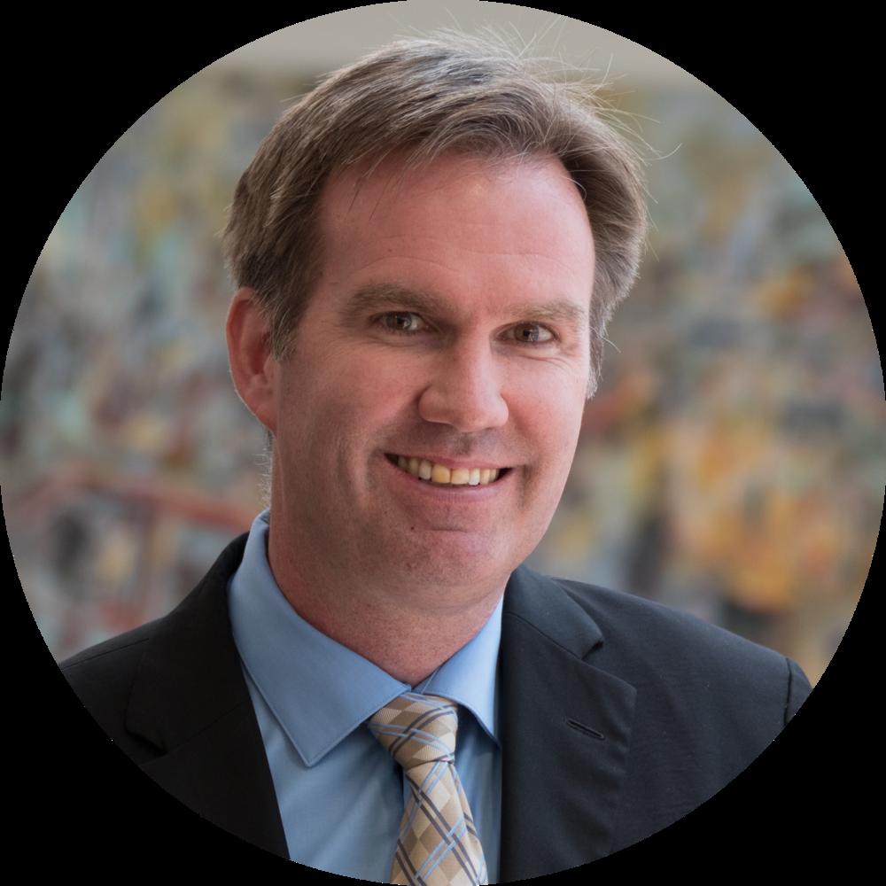 Dr Mark Flynn, Executive Director, UON