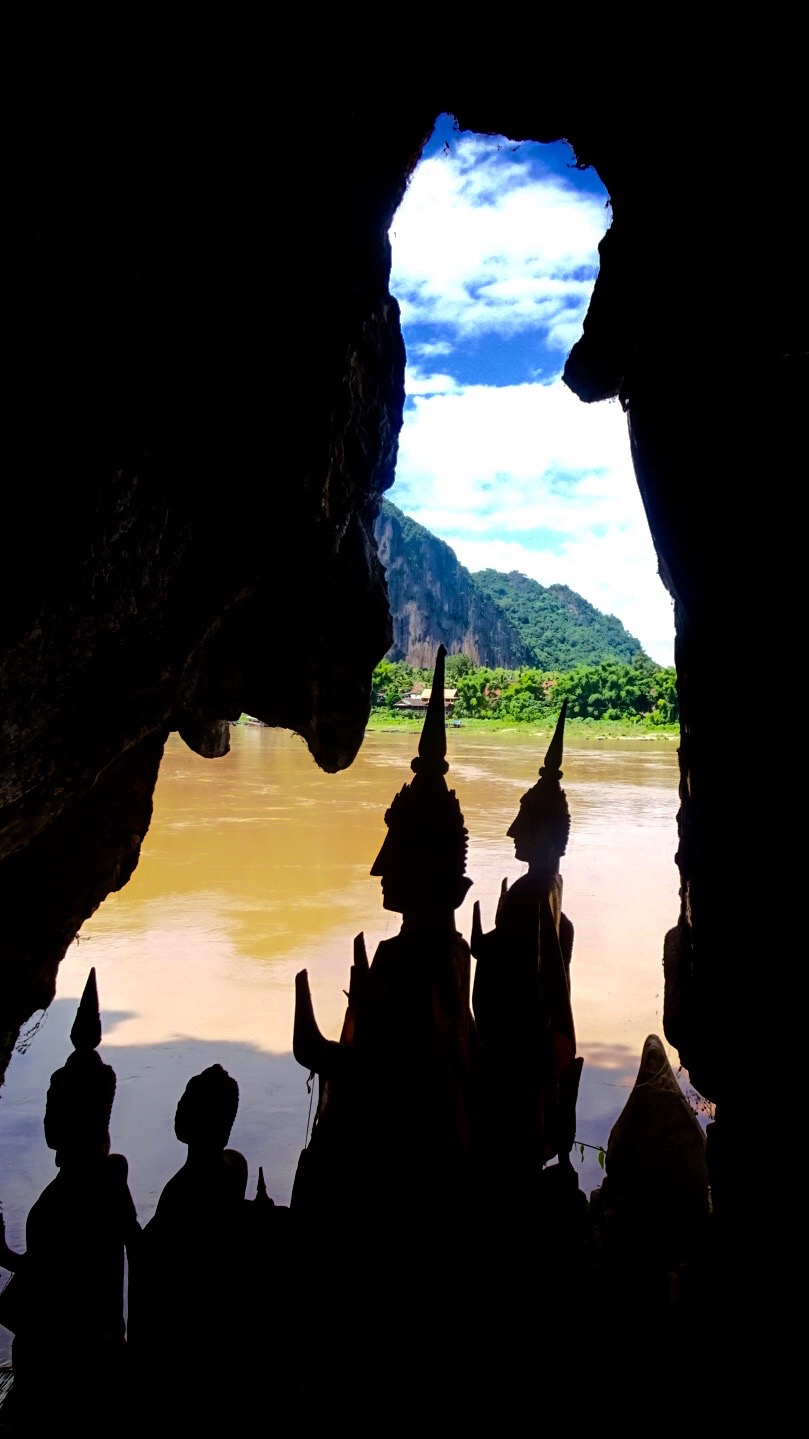 This has nothing to do with soup, it's just a nice photo that I took in Laos.