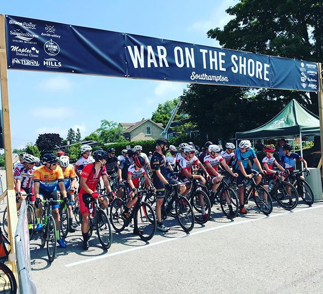 Thanks to all the riders, volunteers, sponsors and spectators who made the 3rd Annual War on the Shore a great success!  We really appreciate all the local support and the club teams who were a part of our community fundraiser.