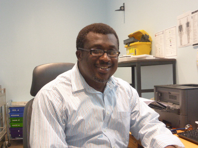 Dr Ikenna Eze    Originally from Nigeria, Ikenna moved to Australia to be with his brother. He has been with us since October 2017. His interests are in men's health and general practice.