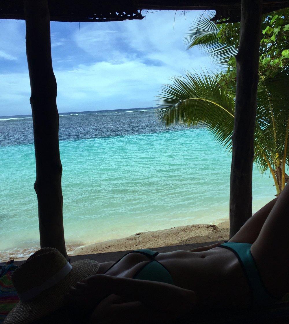 Savaii Samoa budget travel