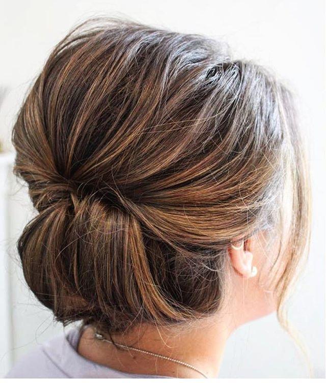 〰 updo inspo ✖️ via @theupdogirl . . . . . . . . . . . . . #texturedupdo #upstyle #instahair #hairinspo #weddinghair #hairofinstagram #hairlove #updo #bridalhair #instalove #repost