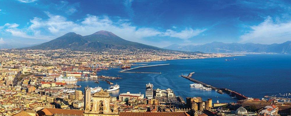 NAPOLI & ROME DISCOVI TRIP - ITALYJULIO 2019