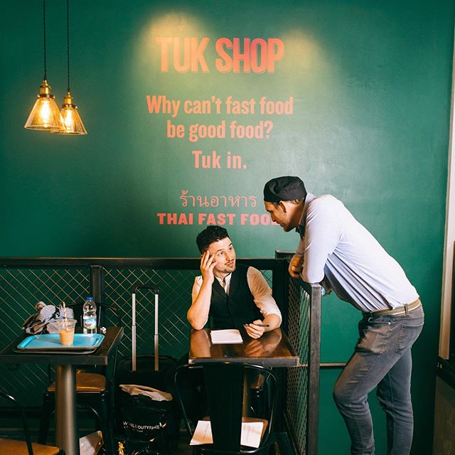 We've never understood why fast food can't be good food? Our managers are still working it out..⠀