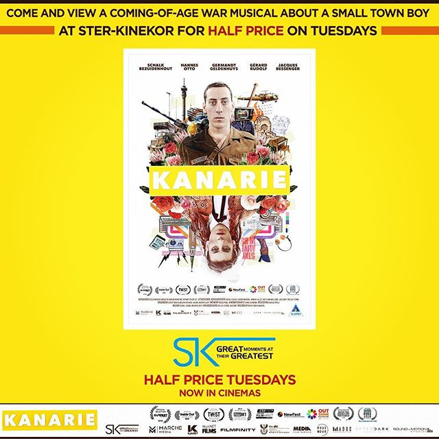 It is half price Tuesday at @sterkinekor nationwide! Get your tickets today! Link in bio.