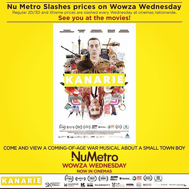 Time for some discounted prices at @canalwalk and Park View! @numetro #kanarie #kanariefilm
