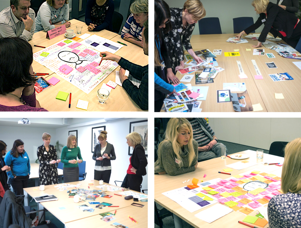 The strategy involved co-creation workshops with service users and mental health professionals across Leeds and interacted with well over 100 people.