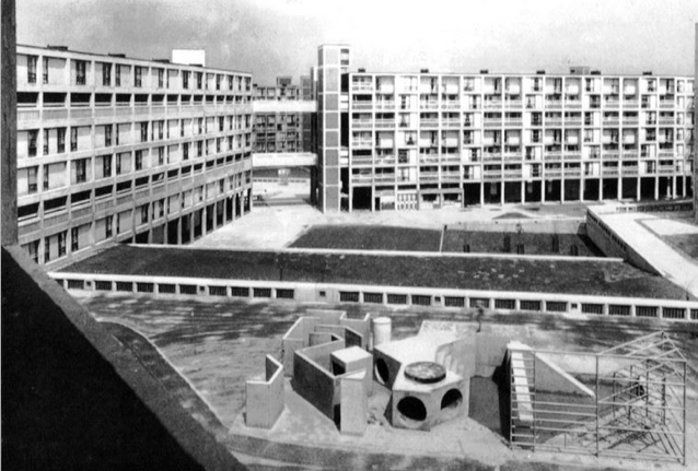 Park Hill in the 1960's