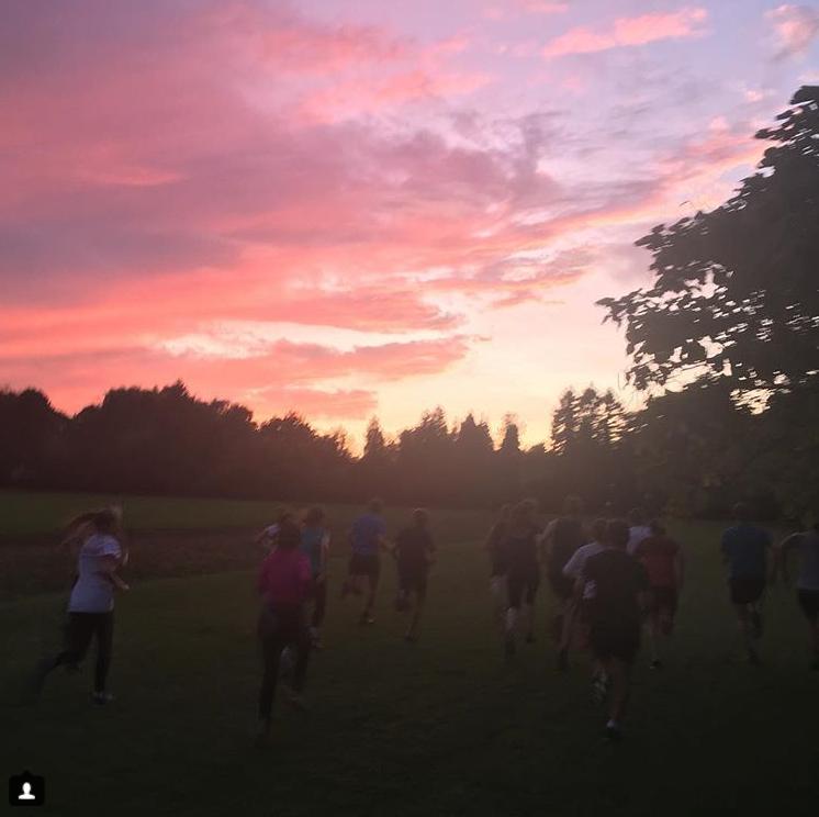 Summer Evening Training