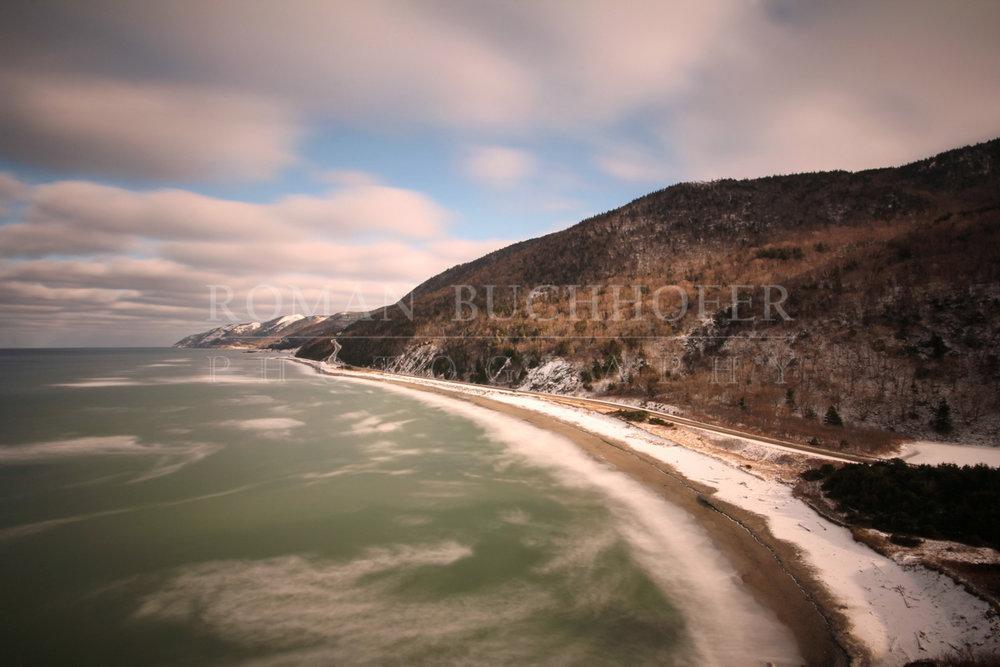 White Shoreline