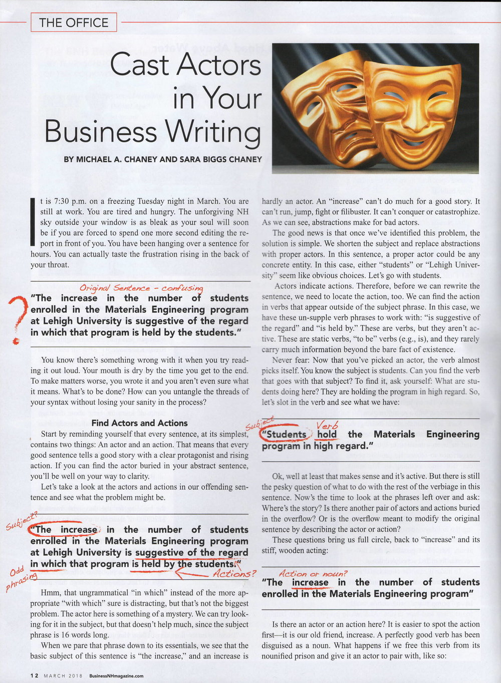 Business New Hampshire Magazine