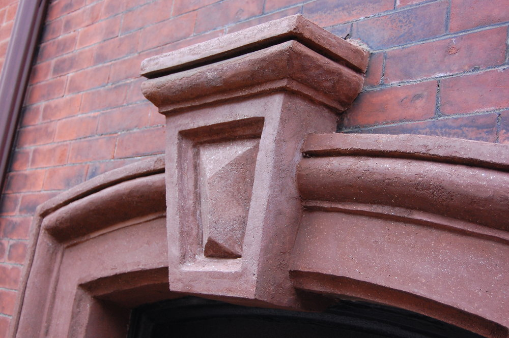 Brownstone Restoration After
