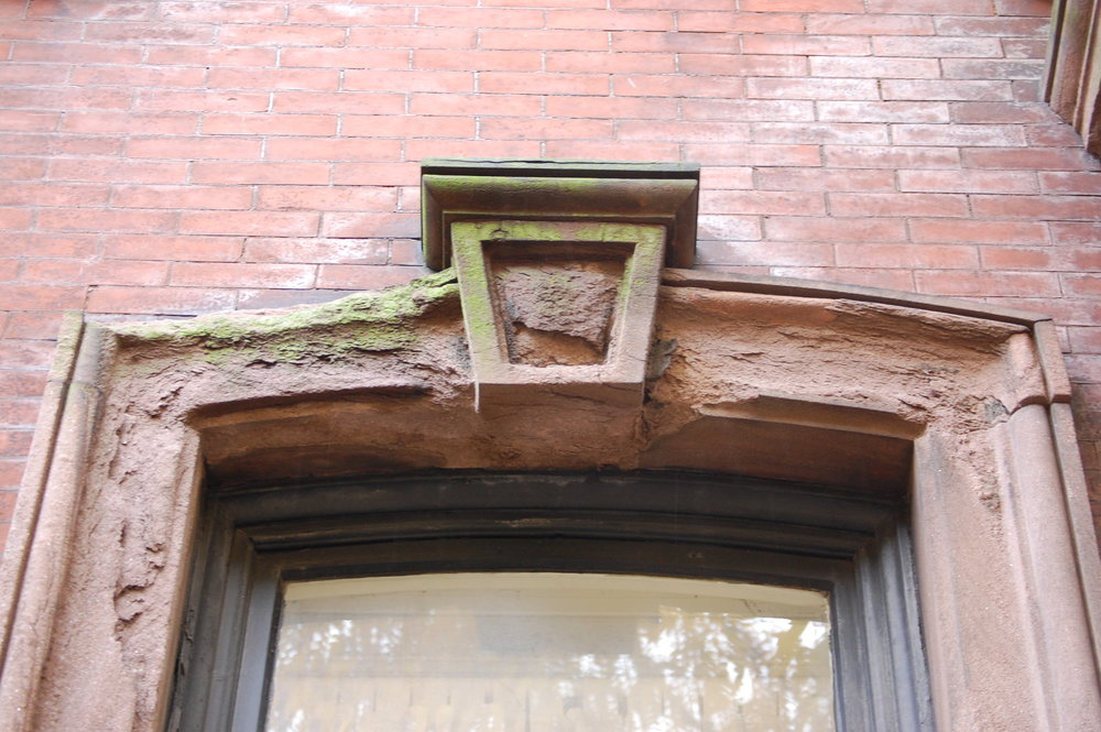 Brownstone Restoration Before