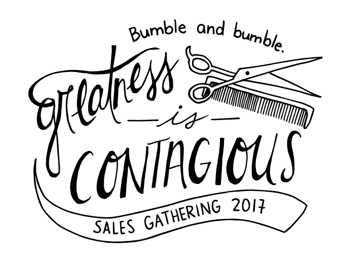 Logo for an event at the House of Bumble.