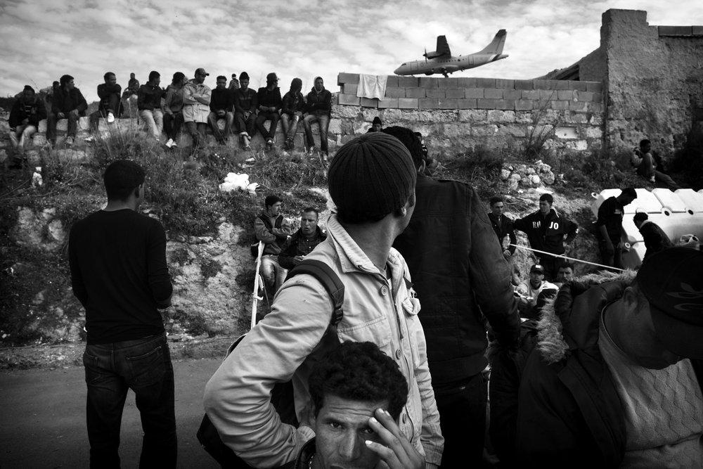 Lampedusa, Agrigento, 2010.