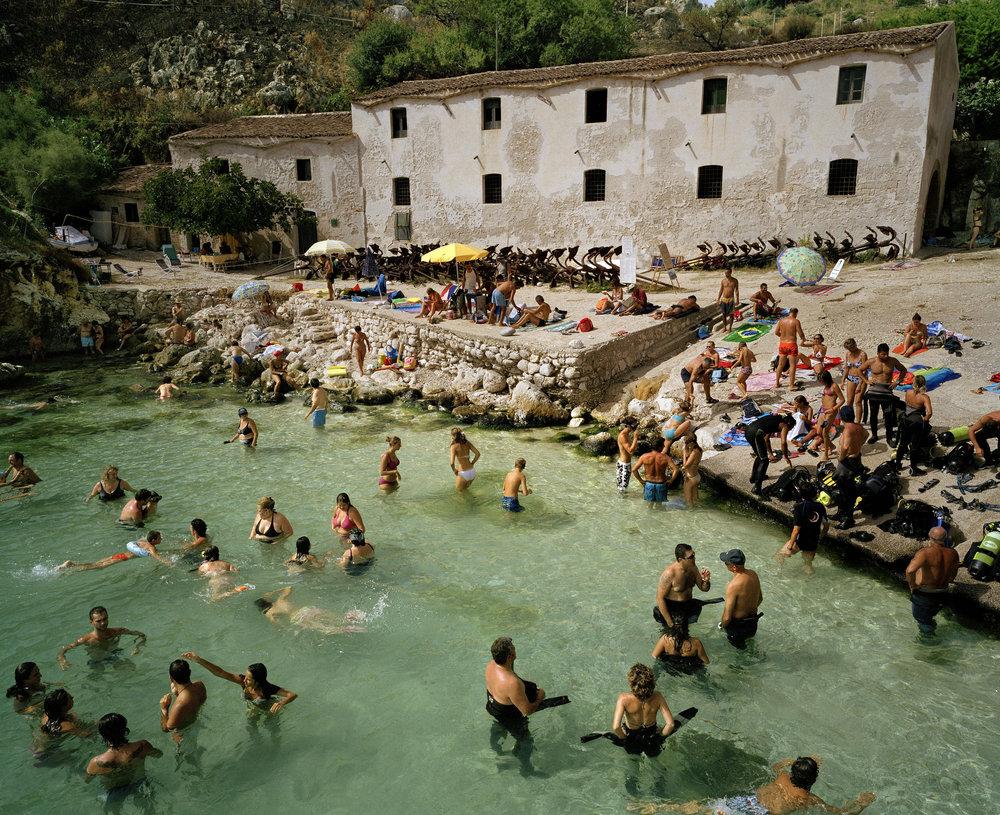 San Vito lo Capo, Trapani, 2005.