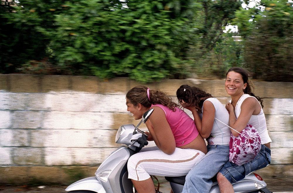 Pozzuoli, Napoli, 2005.