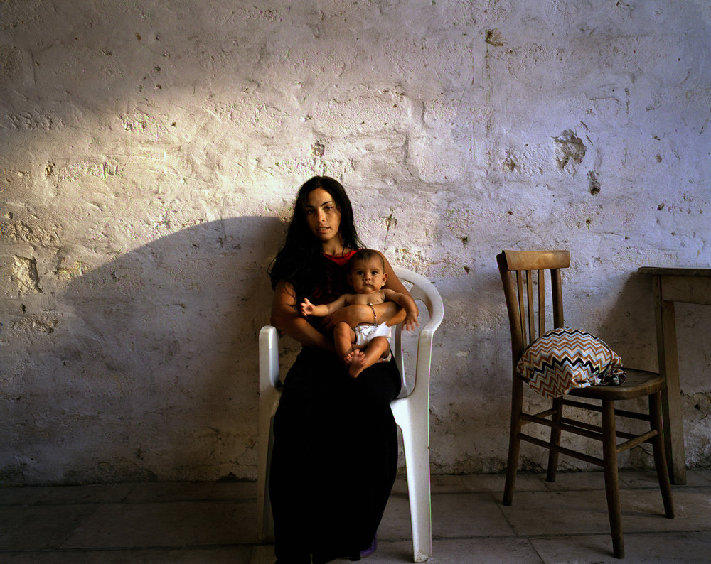 Borgo Segezia, Foggia, 2005.