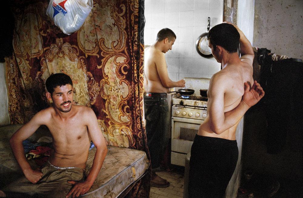 Eboli, Salerno, 2004.