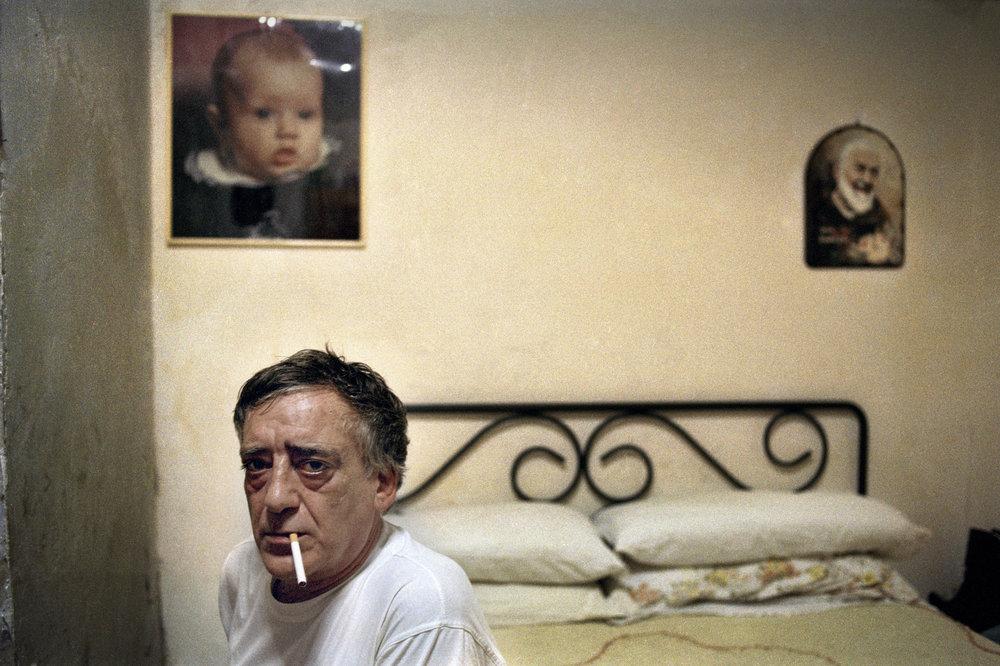 Montesanto, Napoli, 2004.