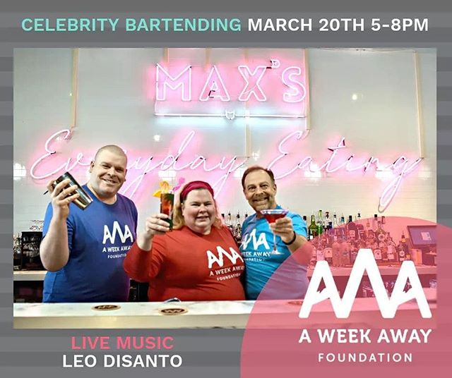 Wanna feel good about yourself while you imbibe? Celebrity Bartending is perfect for you!