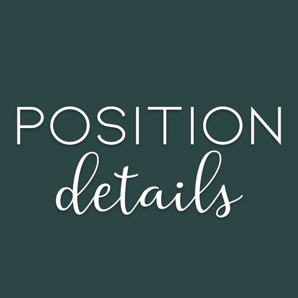 Visual Media Assistant: - To assist our Visual Media Manager with various tasks & responsibilities including graphic design, website creation, social media management, organization, communication & client relations. Monday, Wednesday, Friday 9am - 2pmStarting Rate: $12 per hourWeekly Hours: 10 - 15 starting out