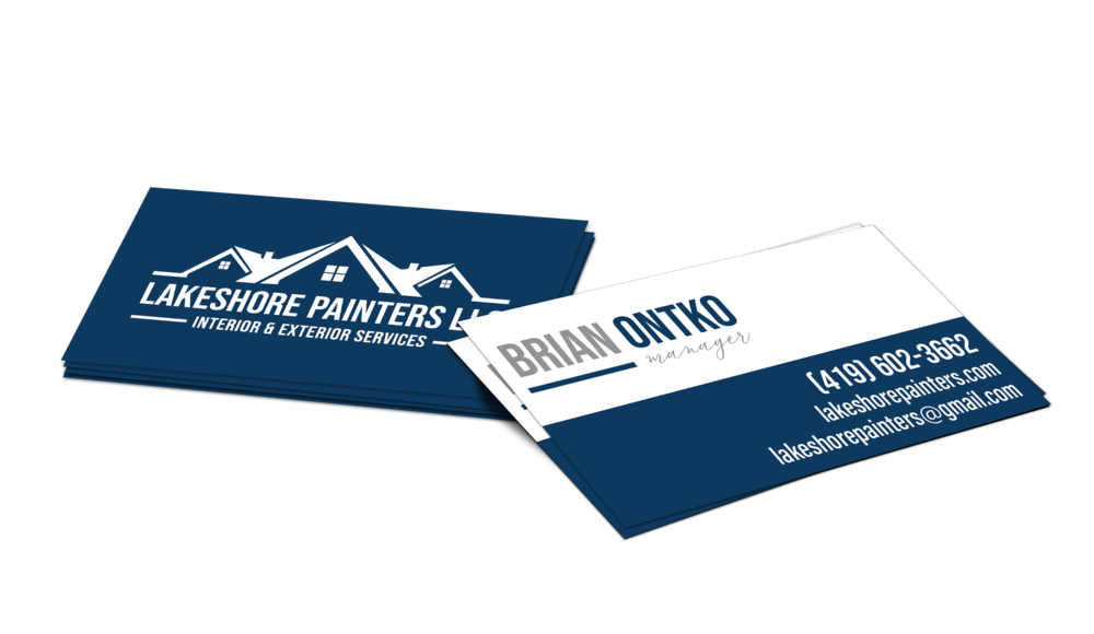 Lakeshore Painters Business Cards.png