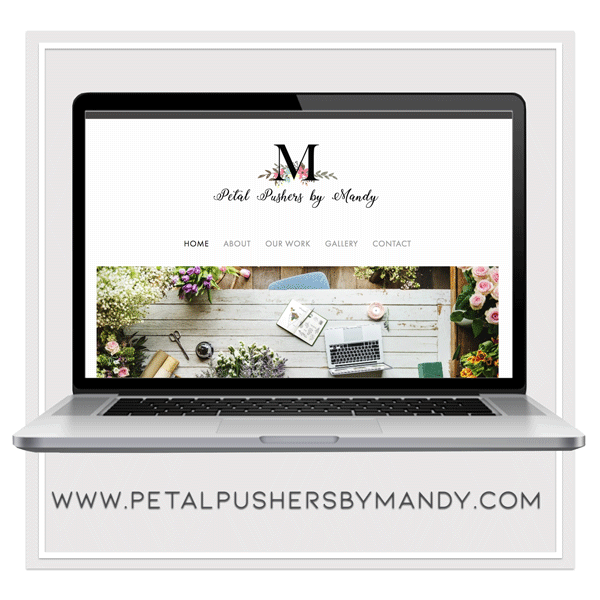 Petal Pushers by Mandy