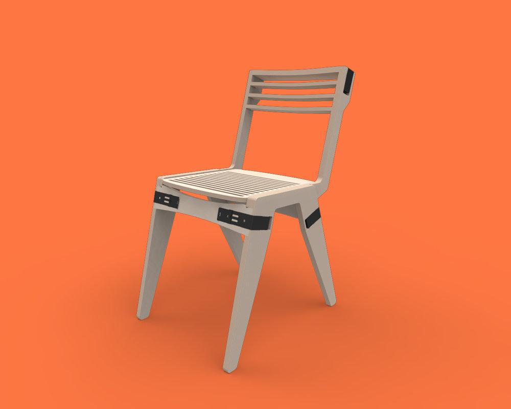 fuzl chair