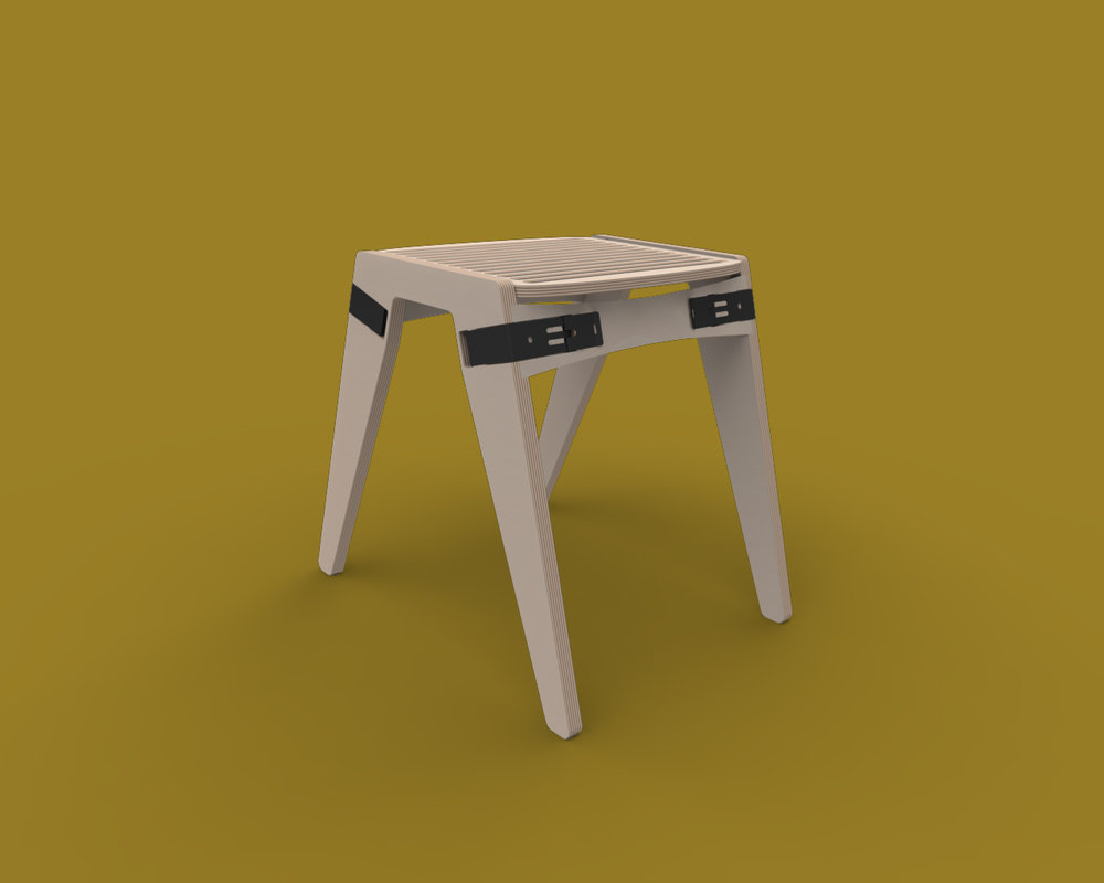 fuzl stool