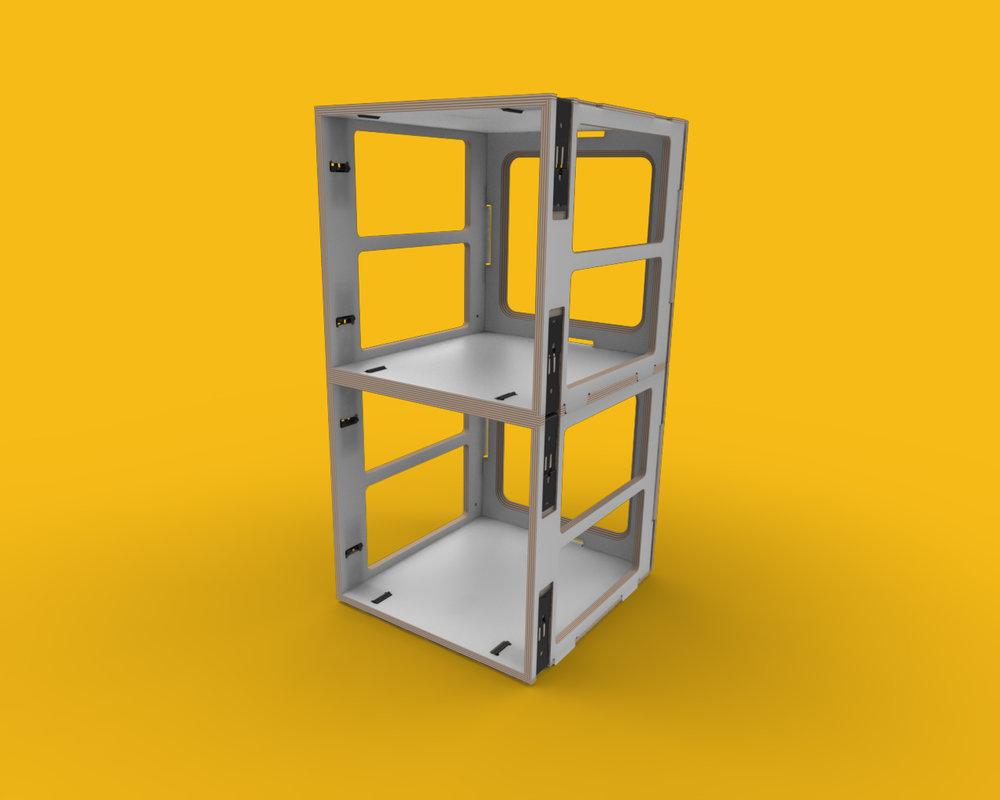 fuzl cube shelving (coming soon)
