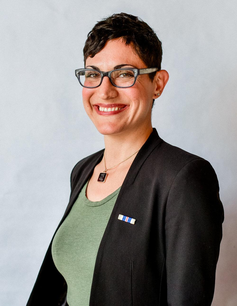 Shira Frank - Founding Member