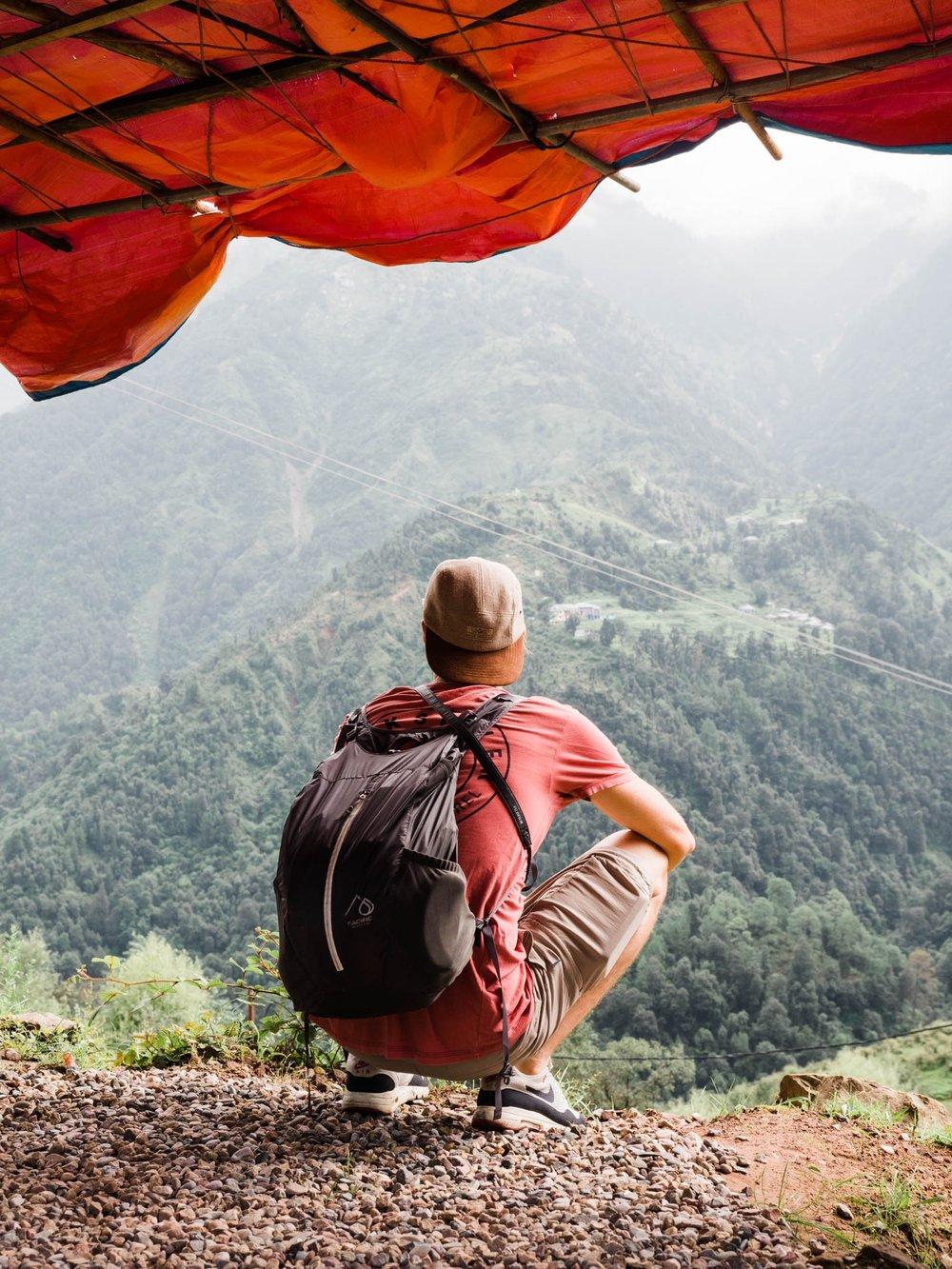 Nördlich von Dharamsala