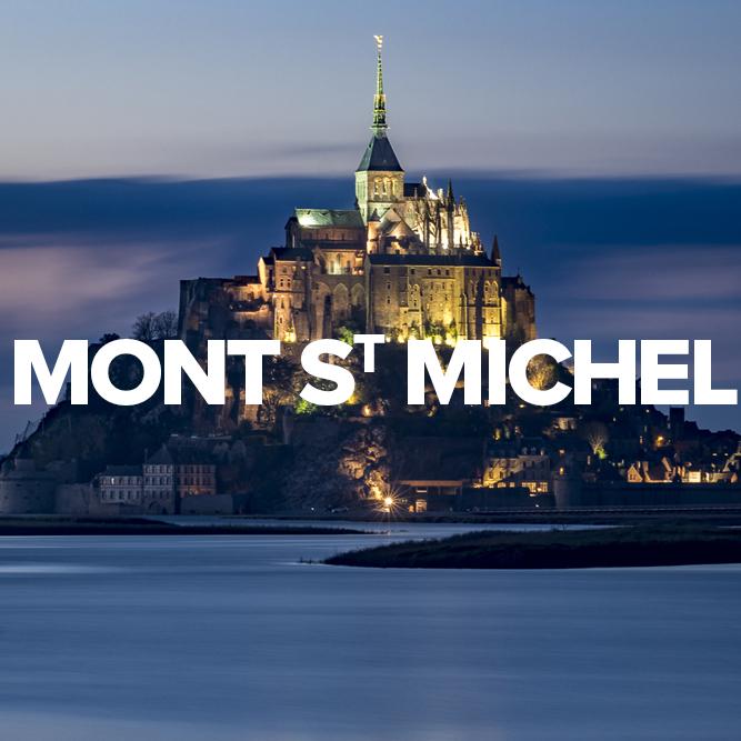 Mont Saint Michel Photography Tours