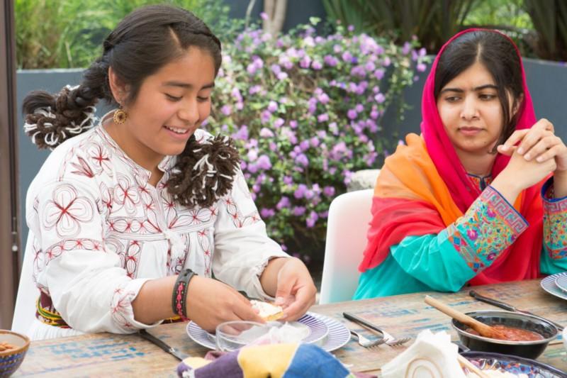 (Courtesy of Alicia Vera / Malala Fund)