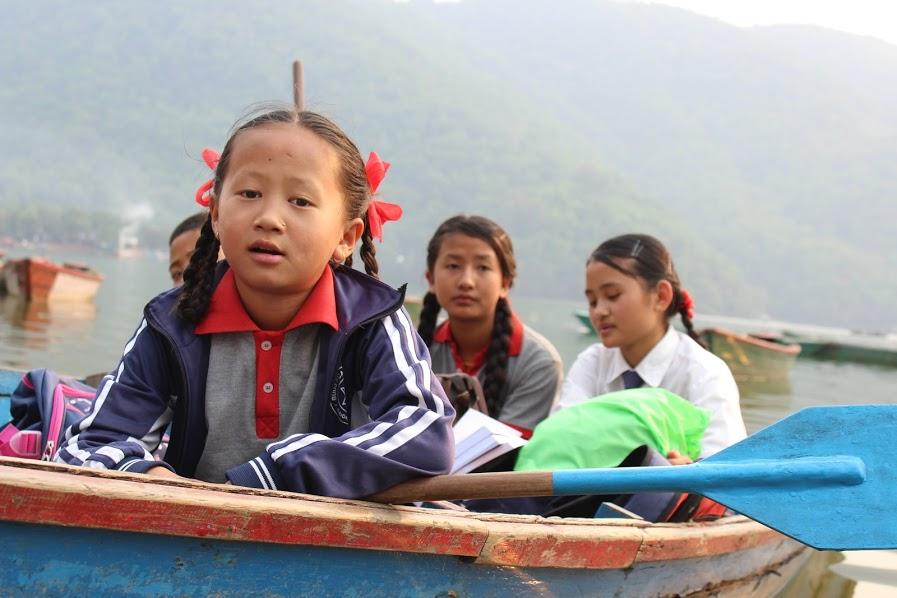 (Gracieuseté de Nirmal Adhikari)